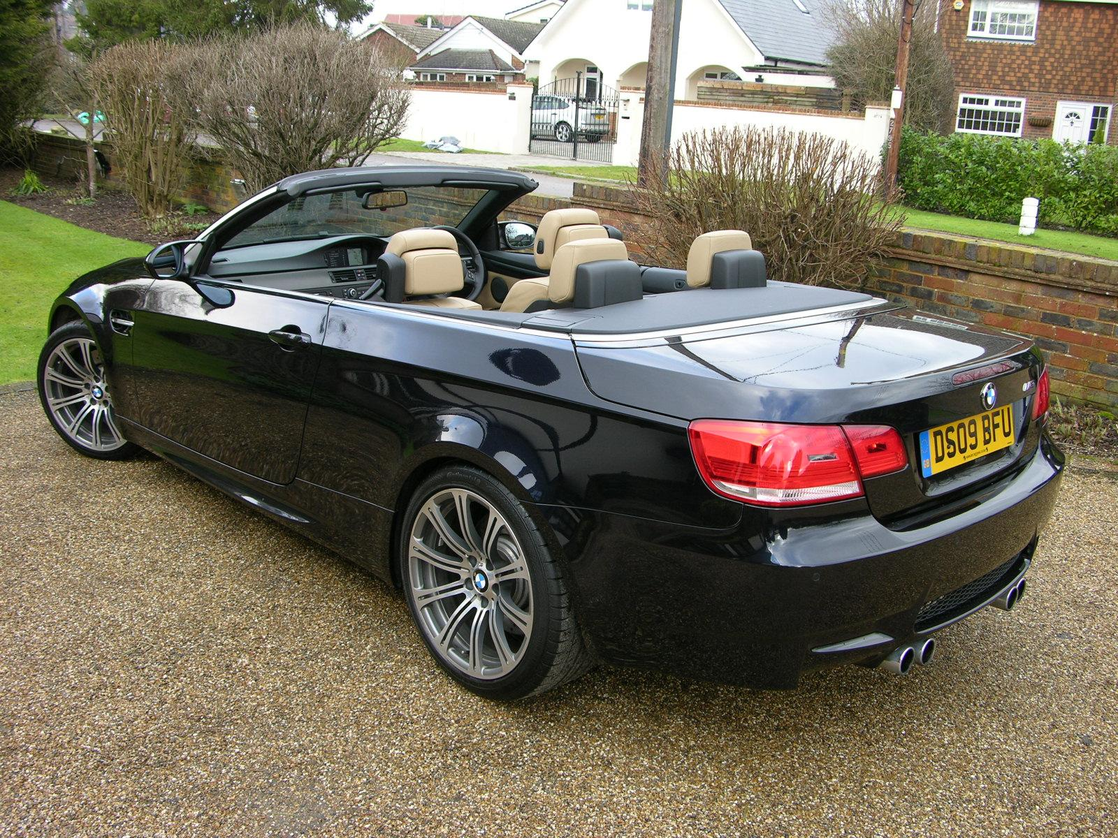 file 2009 bmw m3 cabriolet flickr the car spy 17 jpg wikimedia commons. Black Bedroom Furniture Sets. Home Design Ideas