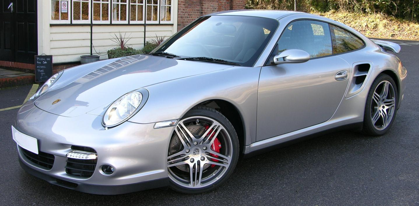 file 2009 porsche 911 turbo by the car wikimedia. Black Bedroom Furniture Sets. Home Design Ideas