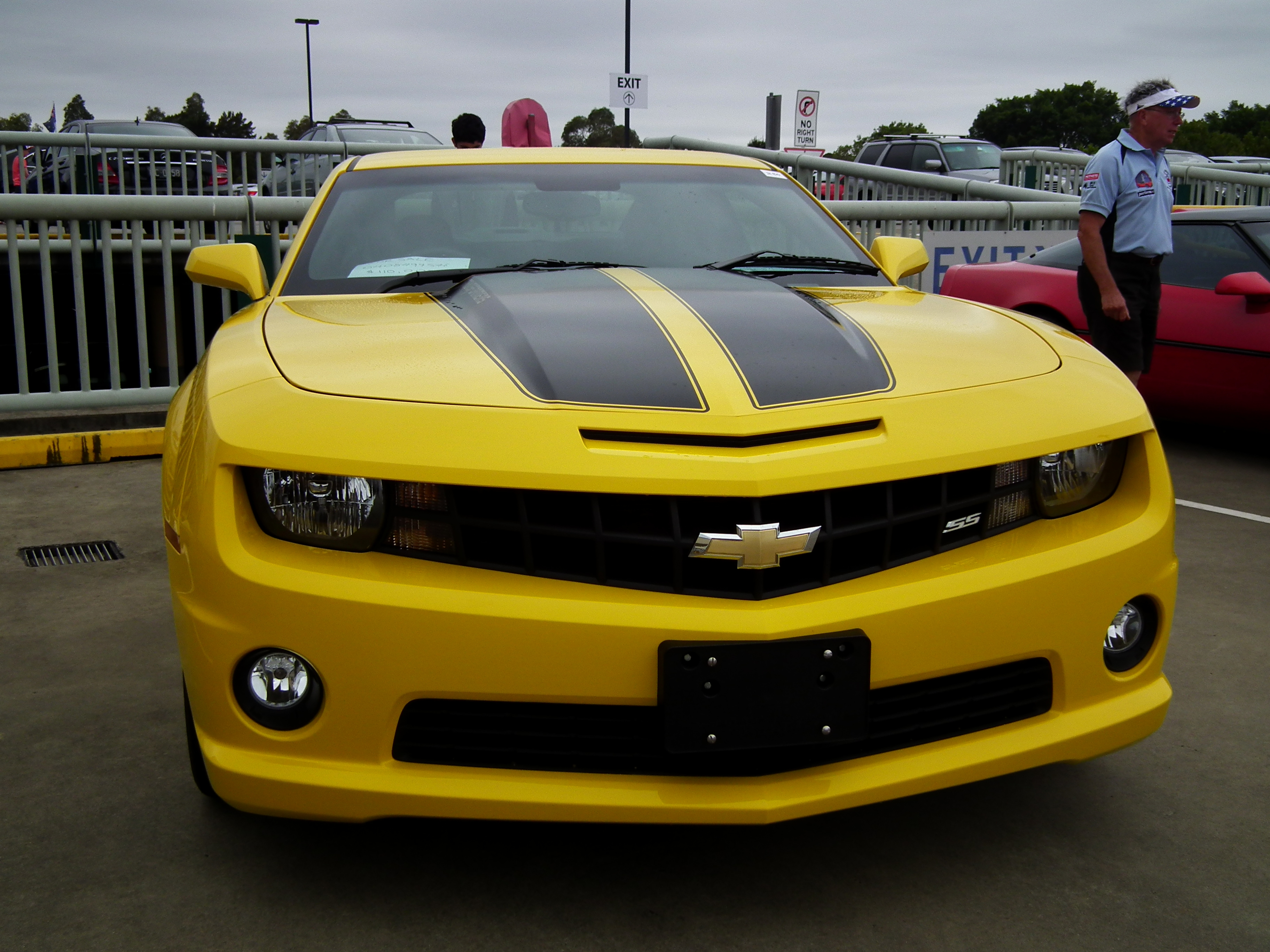 File2010 Chevrolet Camaro SS Transformers Edition coupe