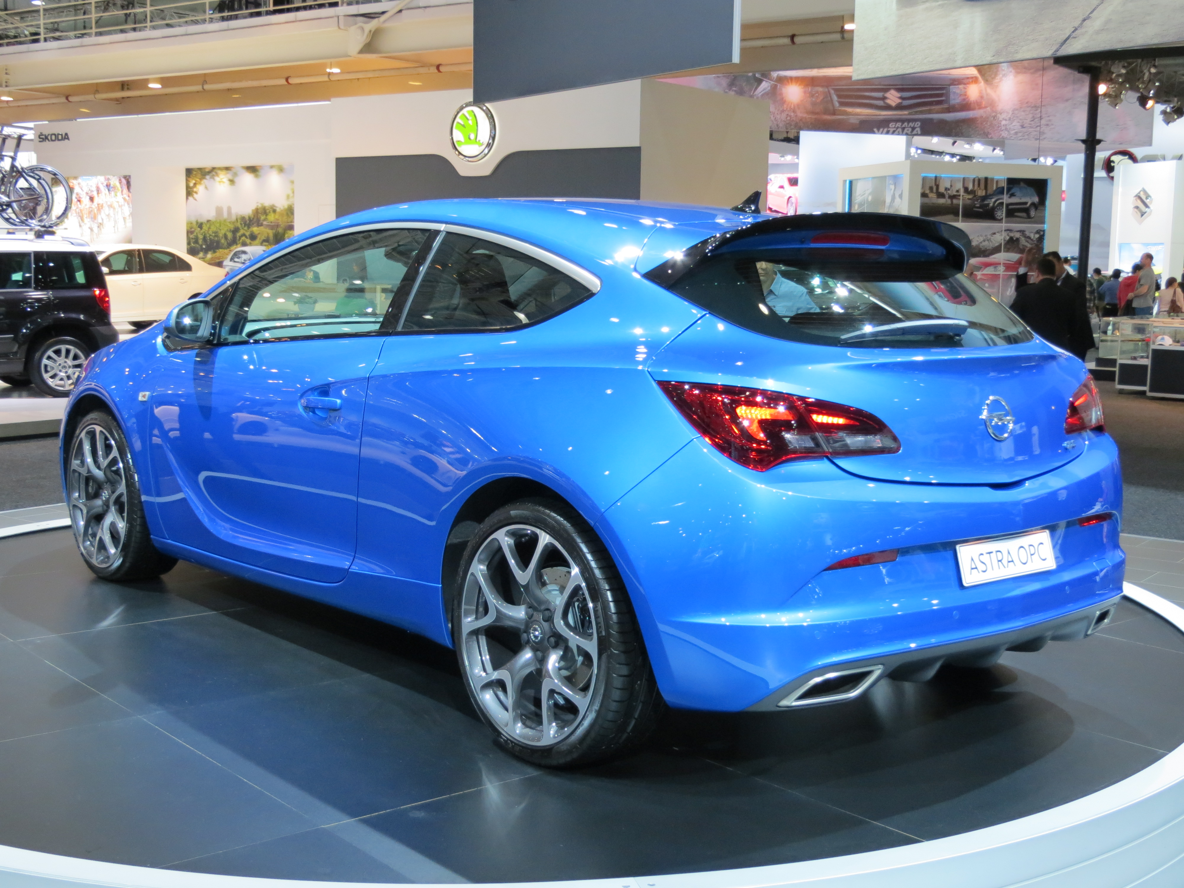 File:2012 Opel Astra (AS) OPC 3-door hatchback (2012- & File:2012 Opel Astra (AS) OPC 3-door hatchback (2012-10-26) 03.jpg ... Pezcame.Com