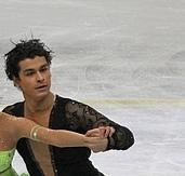 2012 World Junior FS Karina Uzurova Ilias Ali2 (cropped) - Ilias Ali.jpg