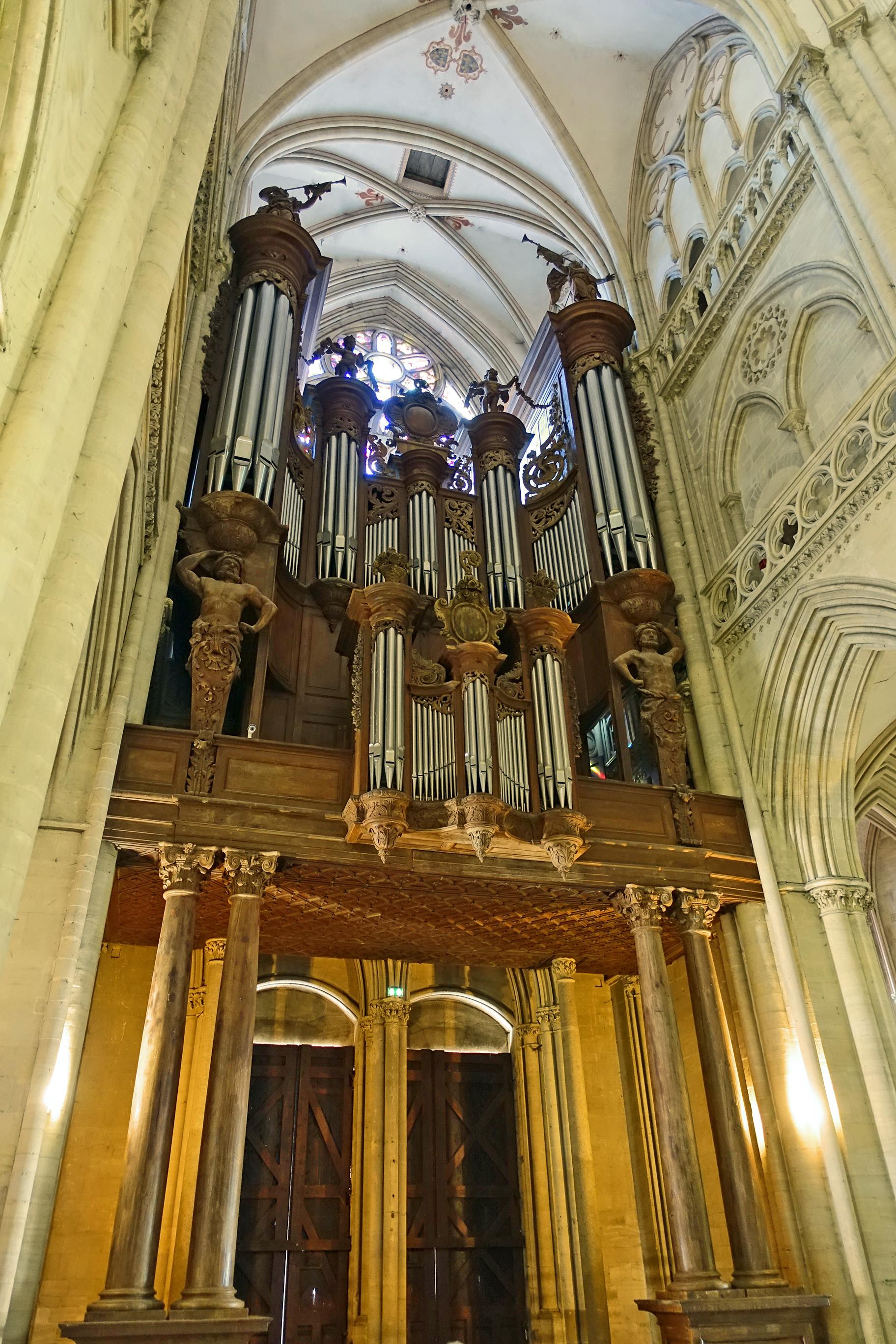 Cathédrale Notre Dame de Coutances Wikiwand