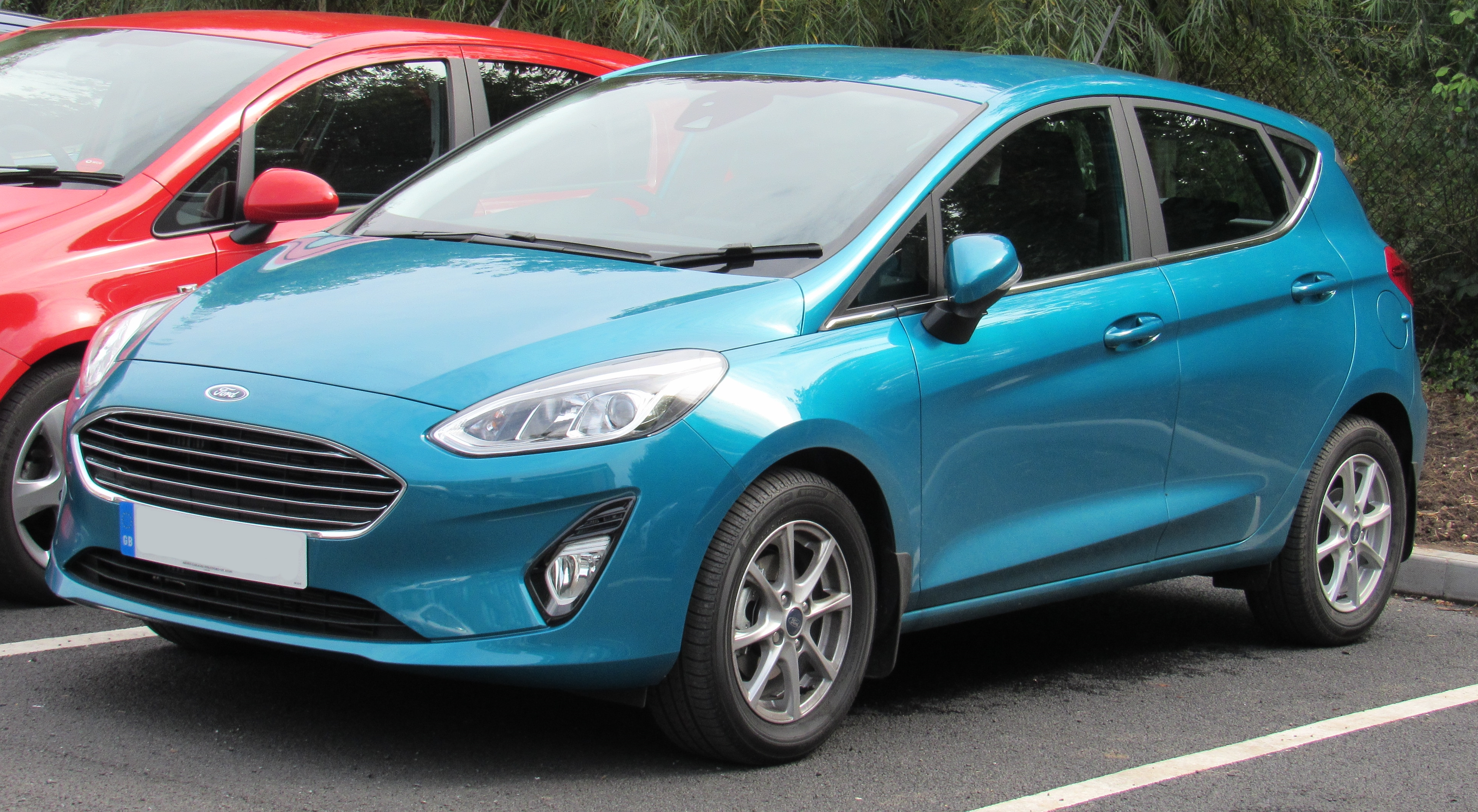 Ford Fiesta - Wikiwand