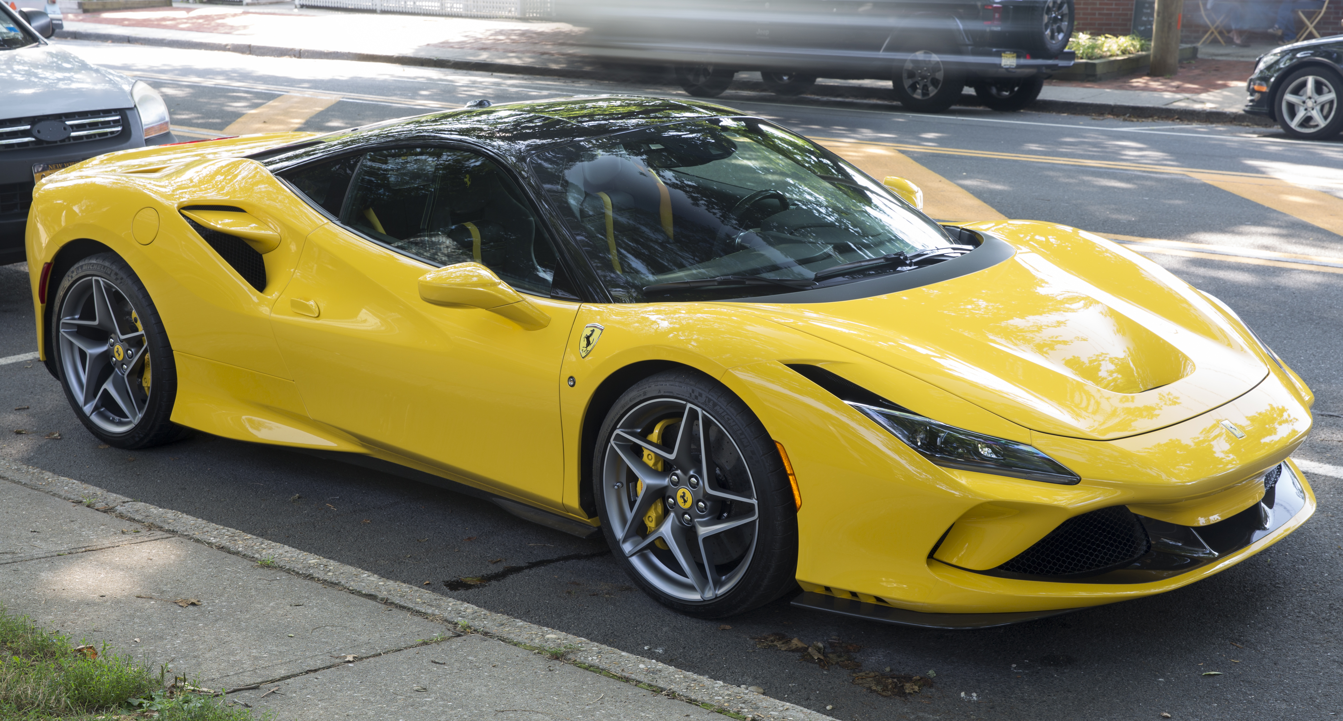 Ferrari F8 Tributo Wikipedia