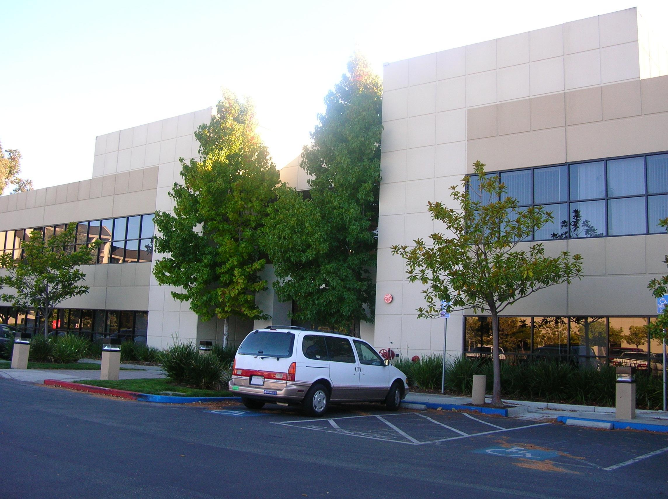 Original SolarCity headquarters in Foster City, California