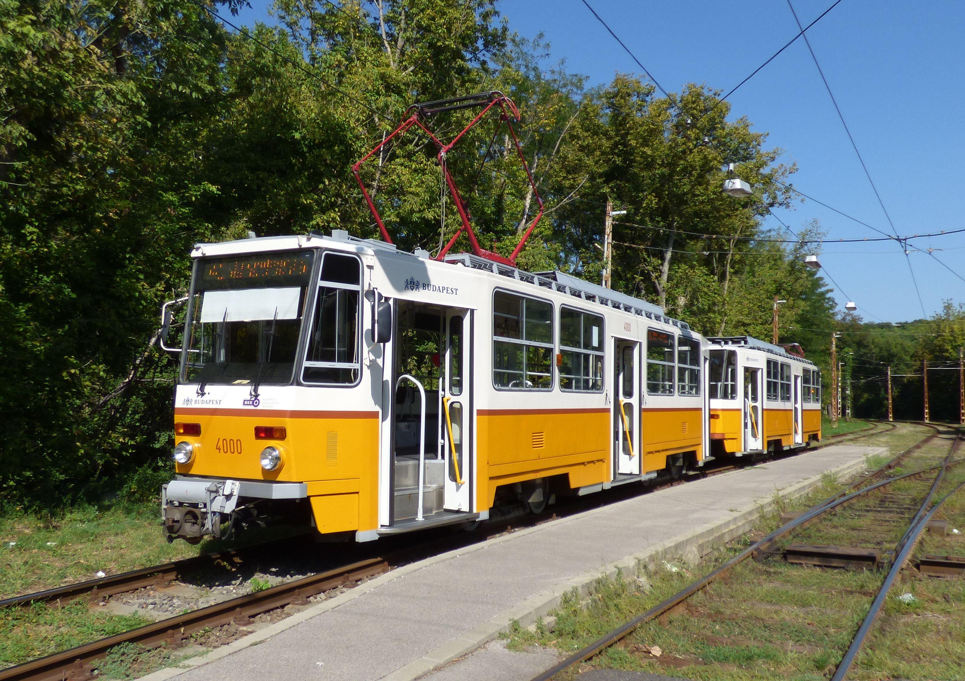 41 Es Villamos Budapest Wikipdia