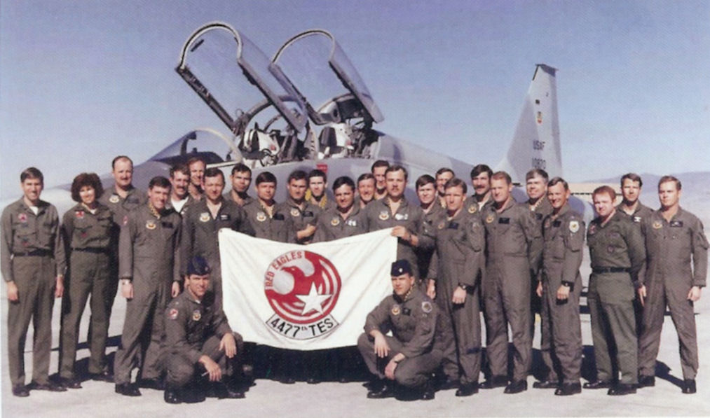 4477th Test And Evaluation Squadron