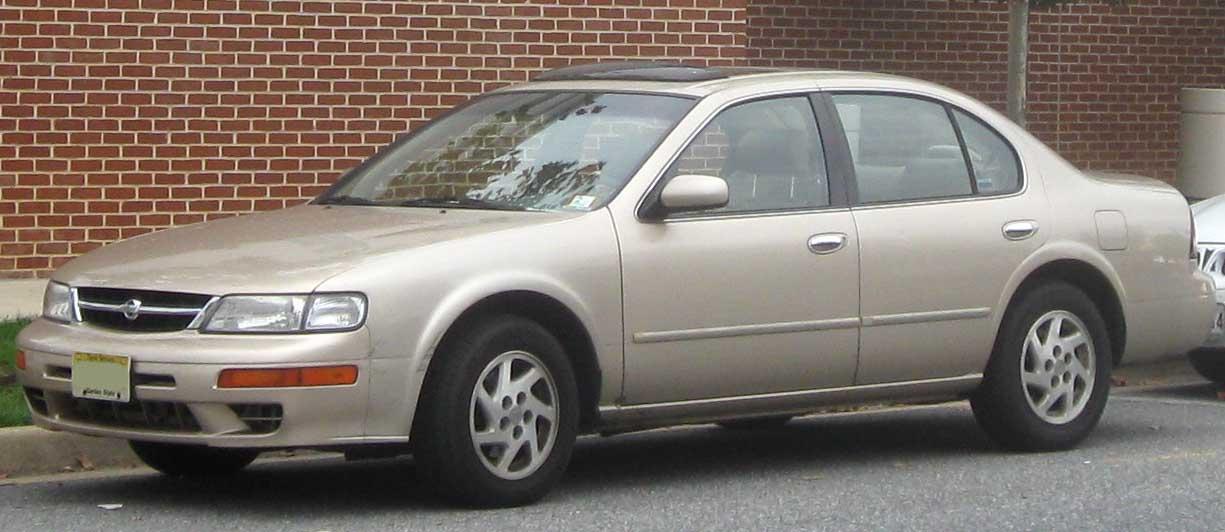 Q3 Nissan 97 Maxima
