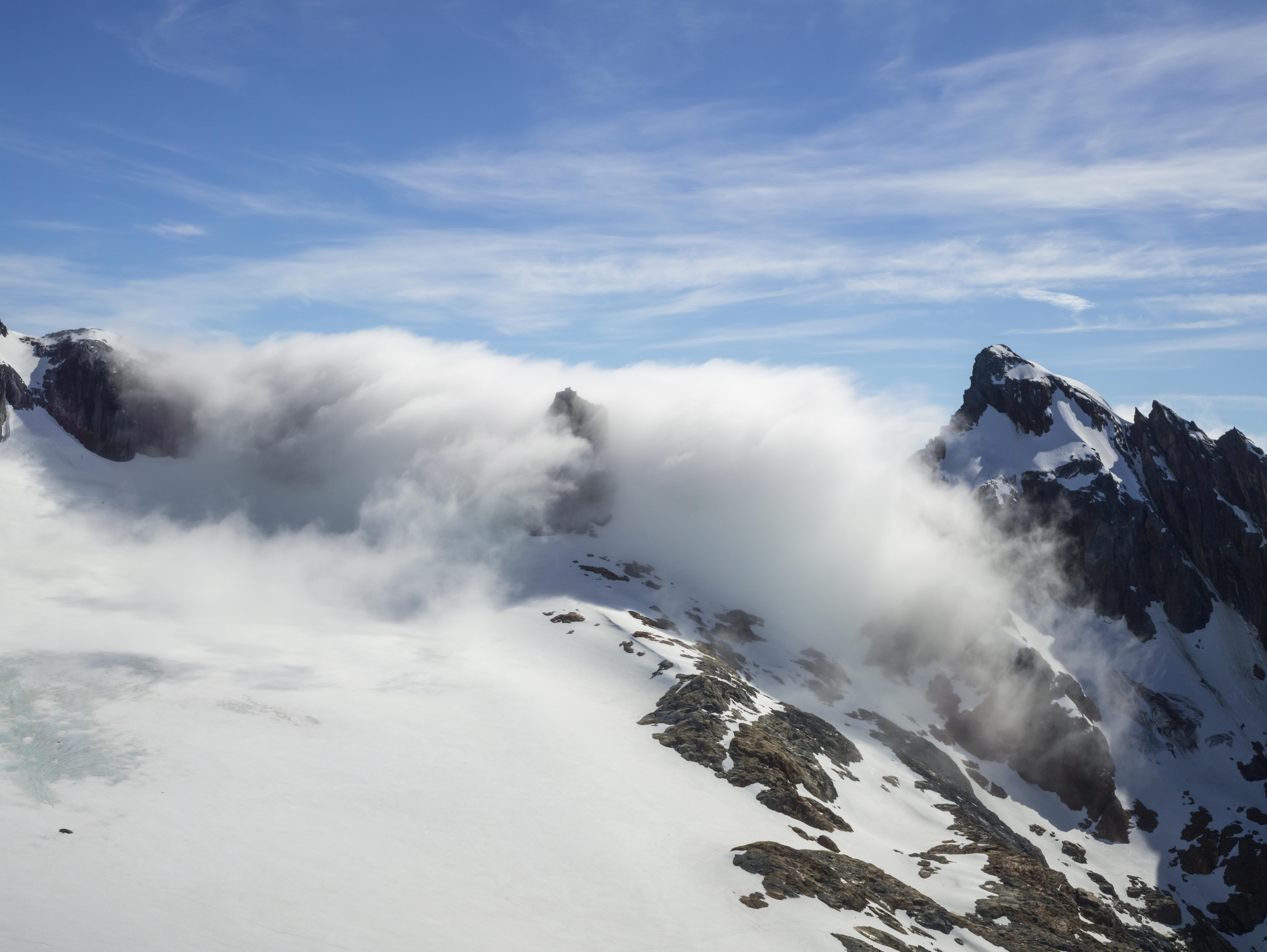 Ushuaia Glaciers