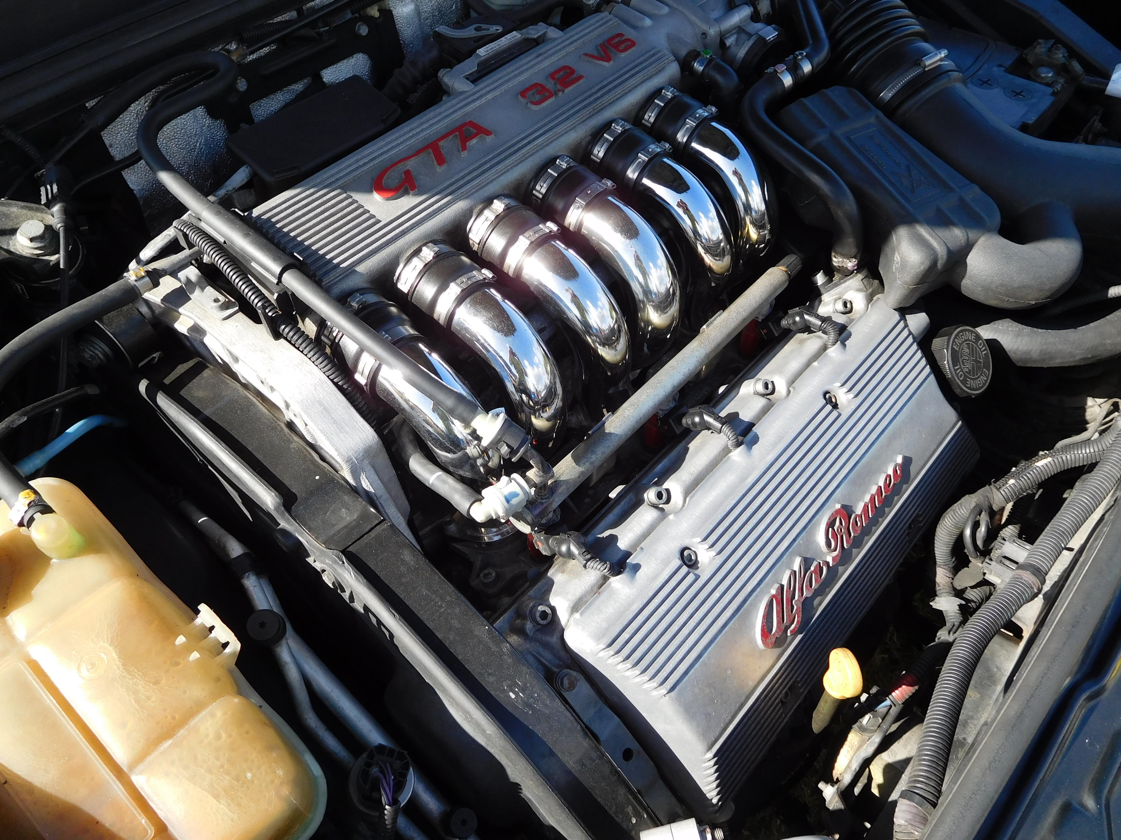 File Alfa Romeo 147 Gta 3 Engine Jpg Wikimedia Commons