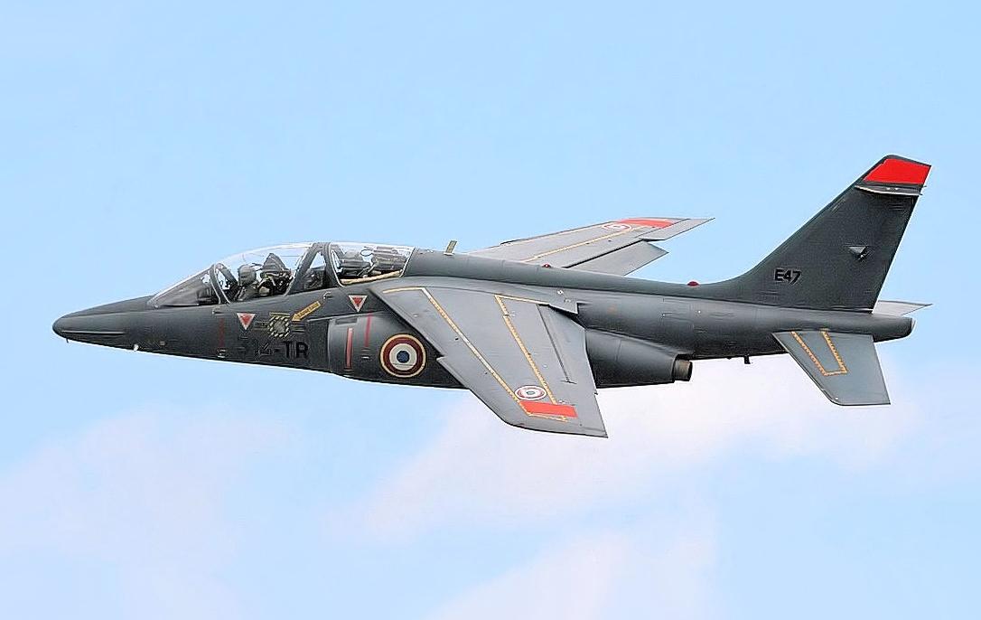 Dassault/Dornier Alpha Jet - Wikipedia