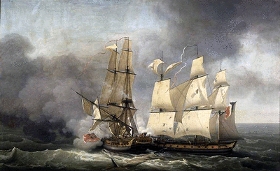 HMS Ambuscade (1773) - Wikipedia