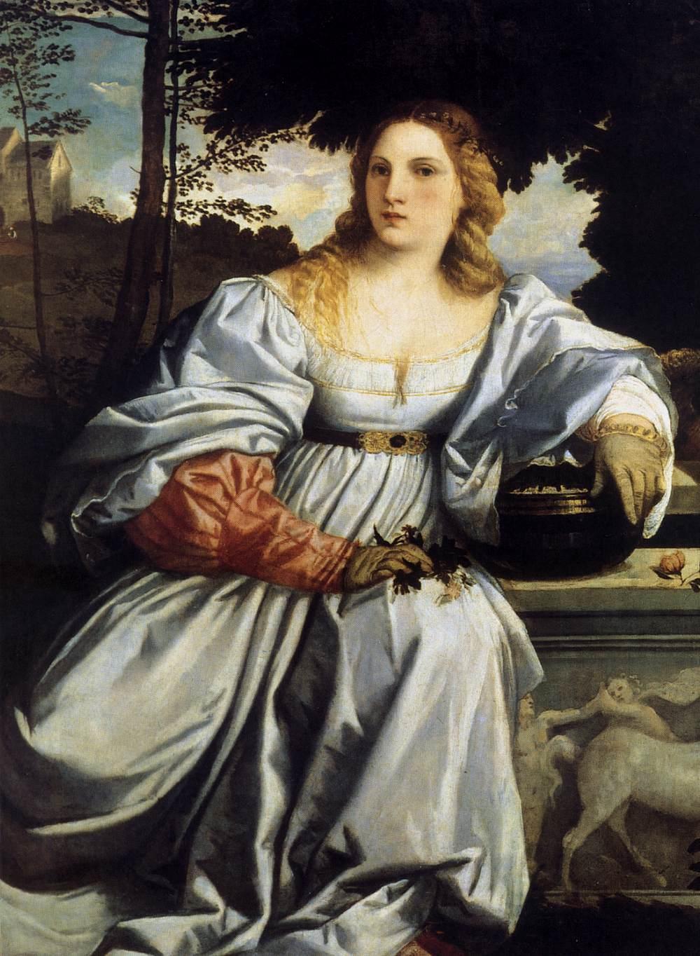 Sagrado e Profano Amor - Sacred and Profane Love - qaz.wiki