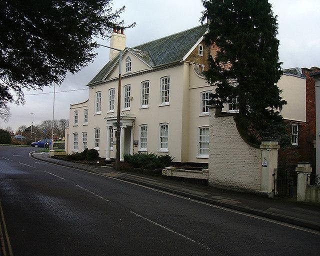 File:Andover - Newbury Street - geograph.org.uk - 651080.jpg