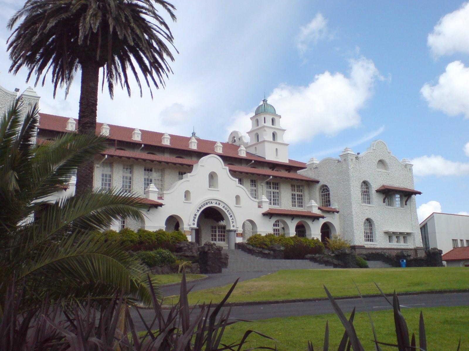 image of Auckland Grammar School