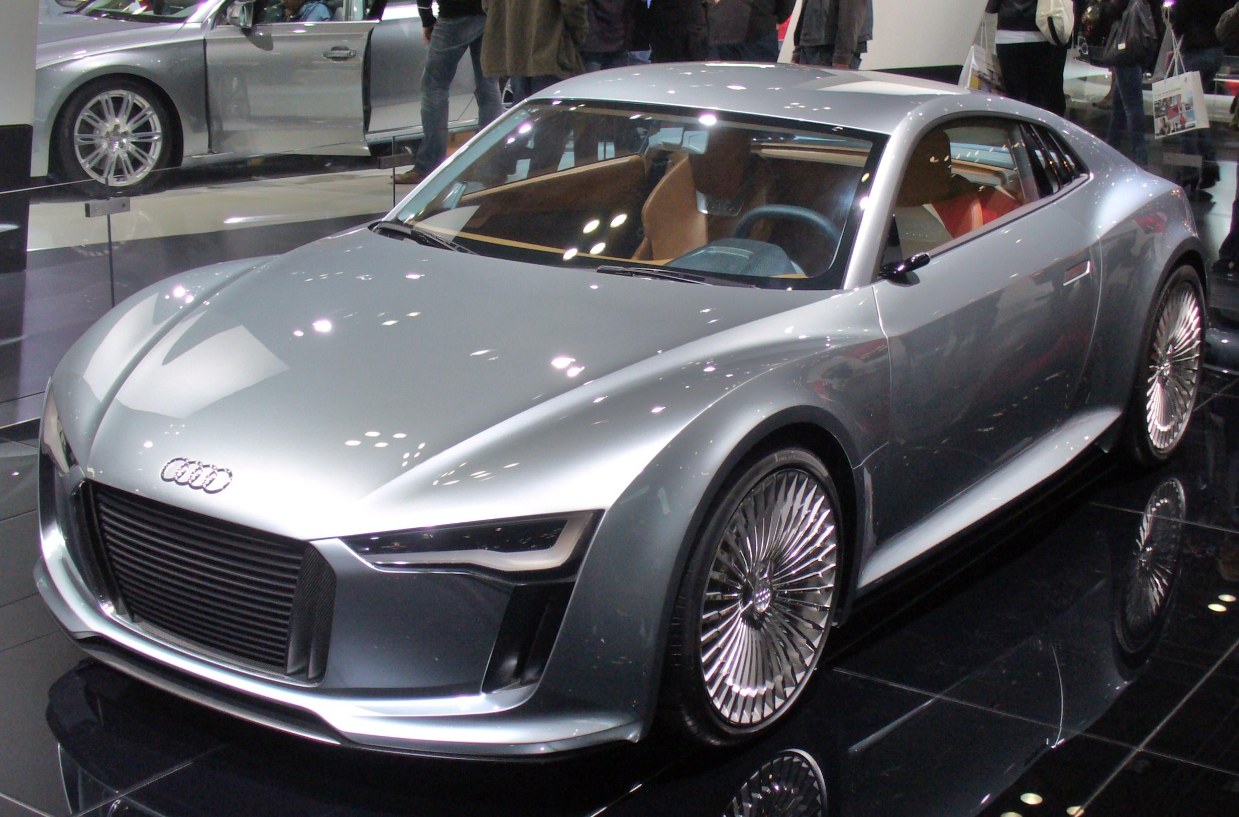 Audi A Electric Car Lease