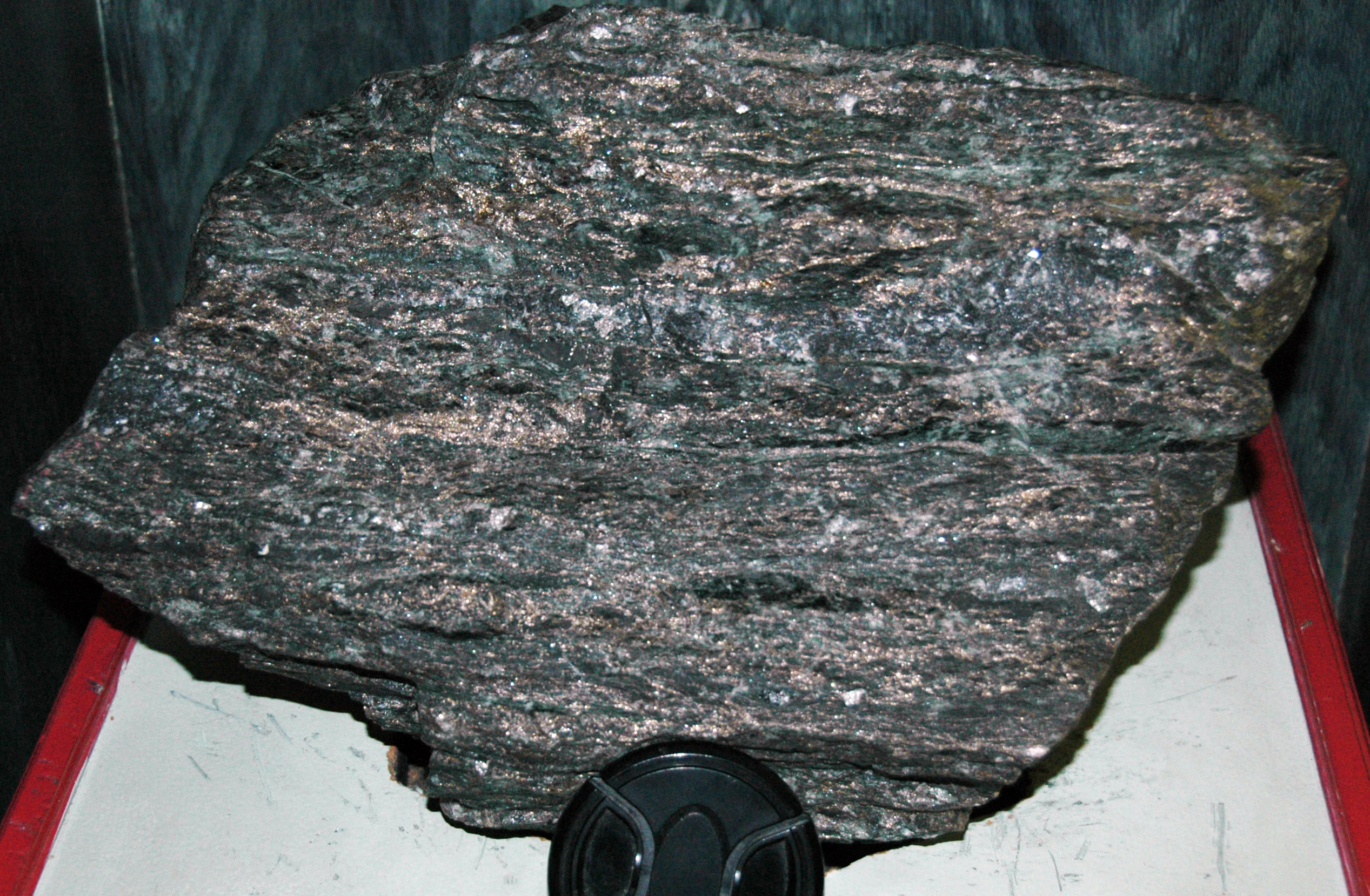 File Auriferous Sulfidic Chlorite Schist Homestake
