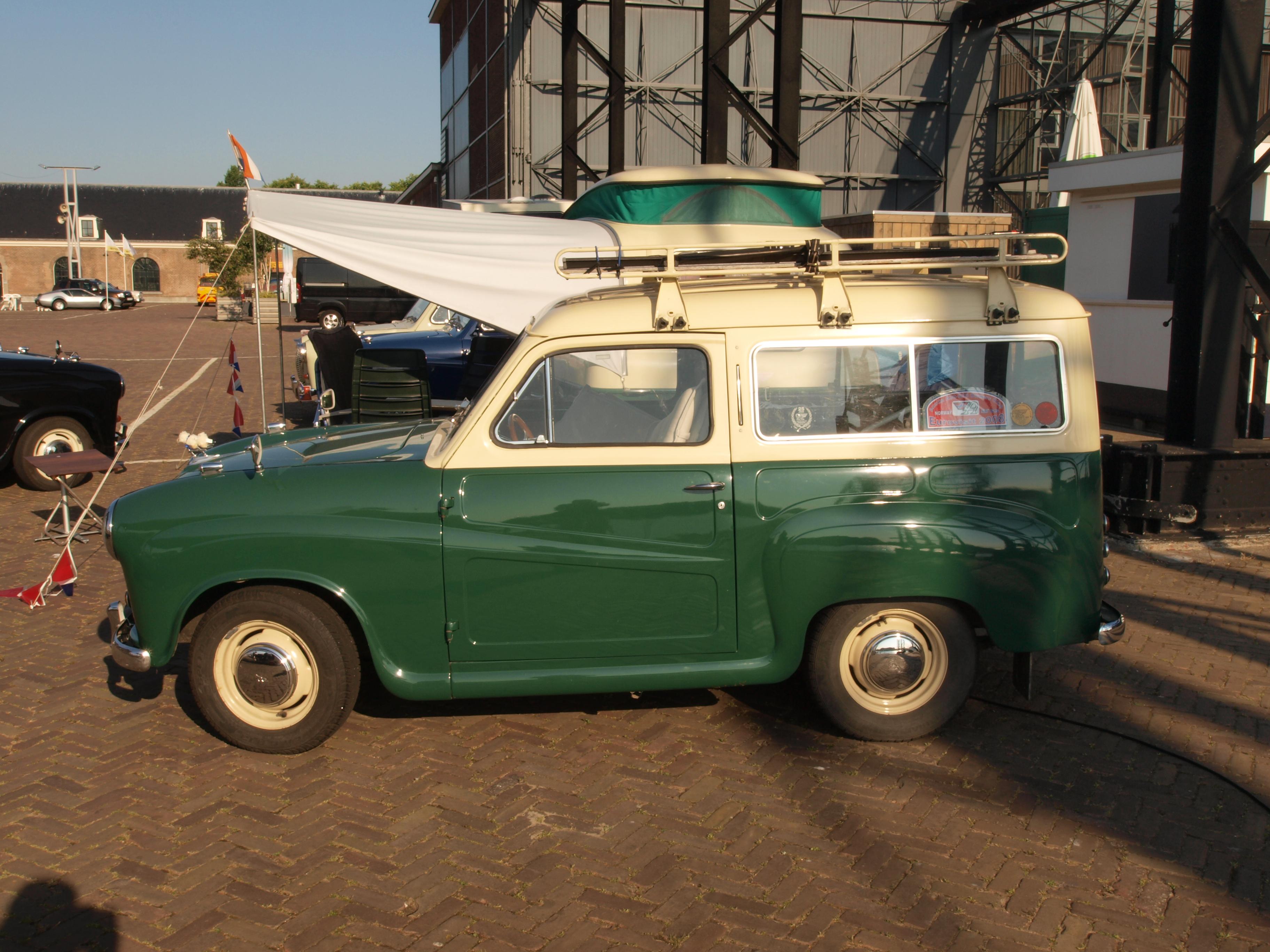 File:Austin A30 (1955), Dutch licence registration PA-60-49 pic2 ...