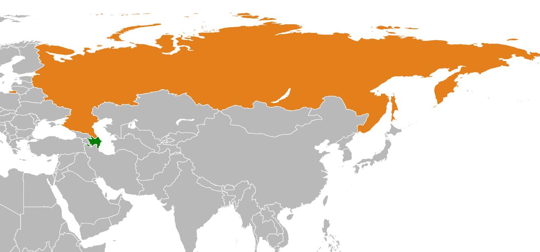 Azerbaijan Russia Relations Wikipedia