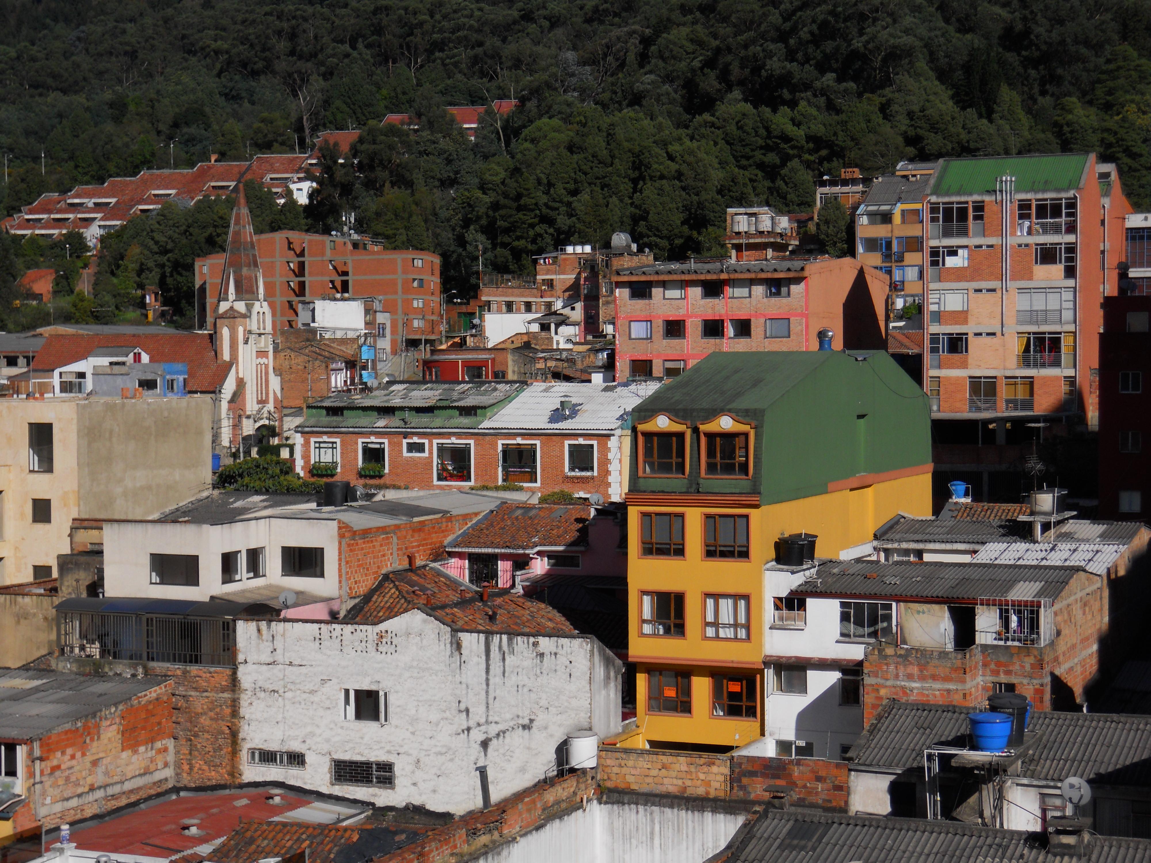 Barrio La Macarena