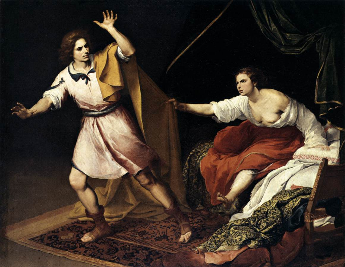 Joseph et la femme de Potiphar