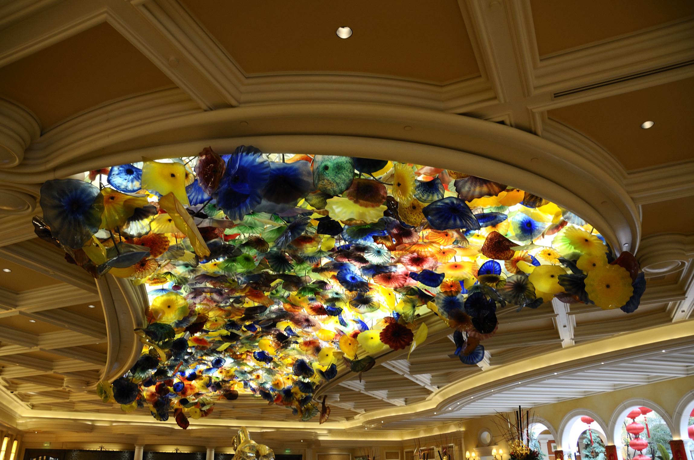 Lovely File:Bellagio Ceiling (3274420588)