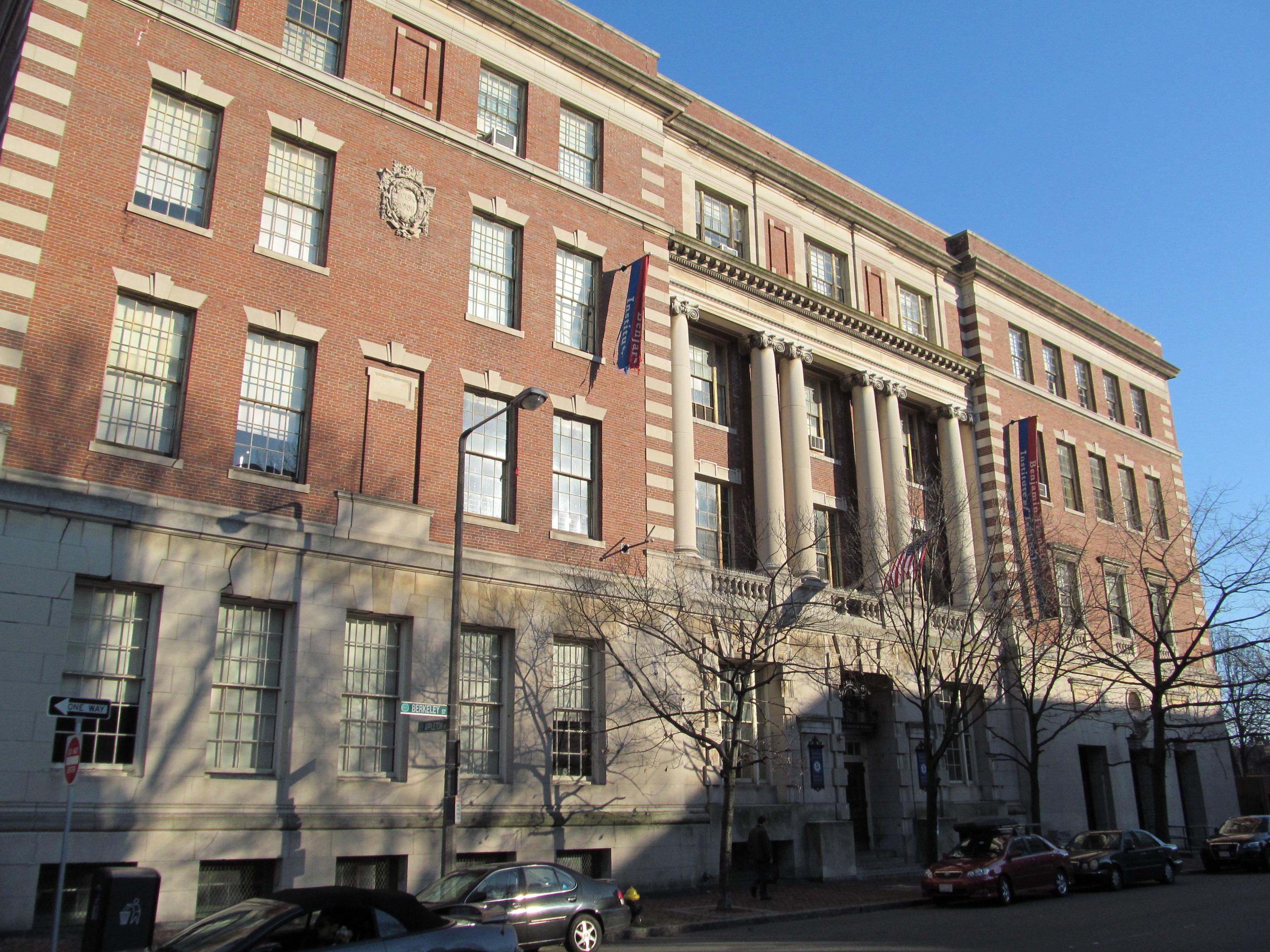 Benjamin Franklin Institute of Technology - Wikipedia