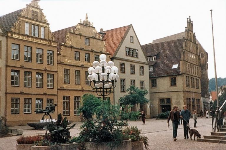 Bielefeld er sucht sie