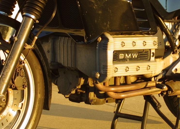 K100 BMW Motorcycle Engine