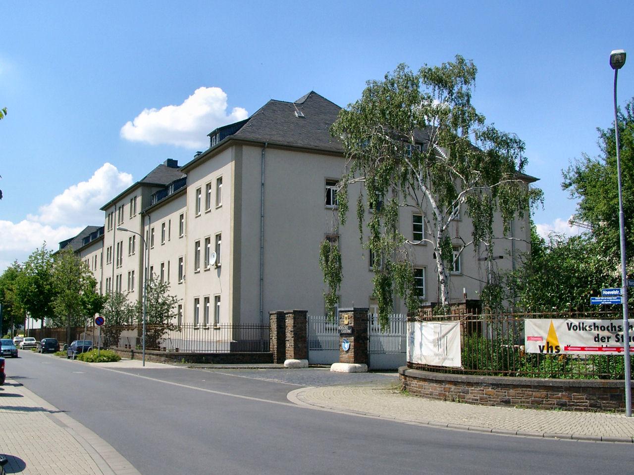 baedekerstraße koblenz