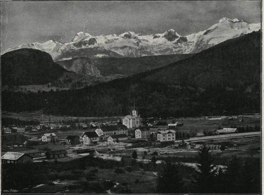 Bohinjska Bistrica 1907