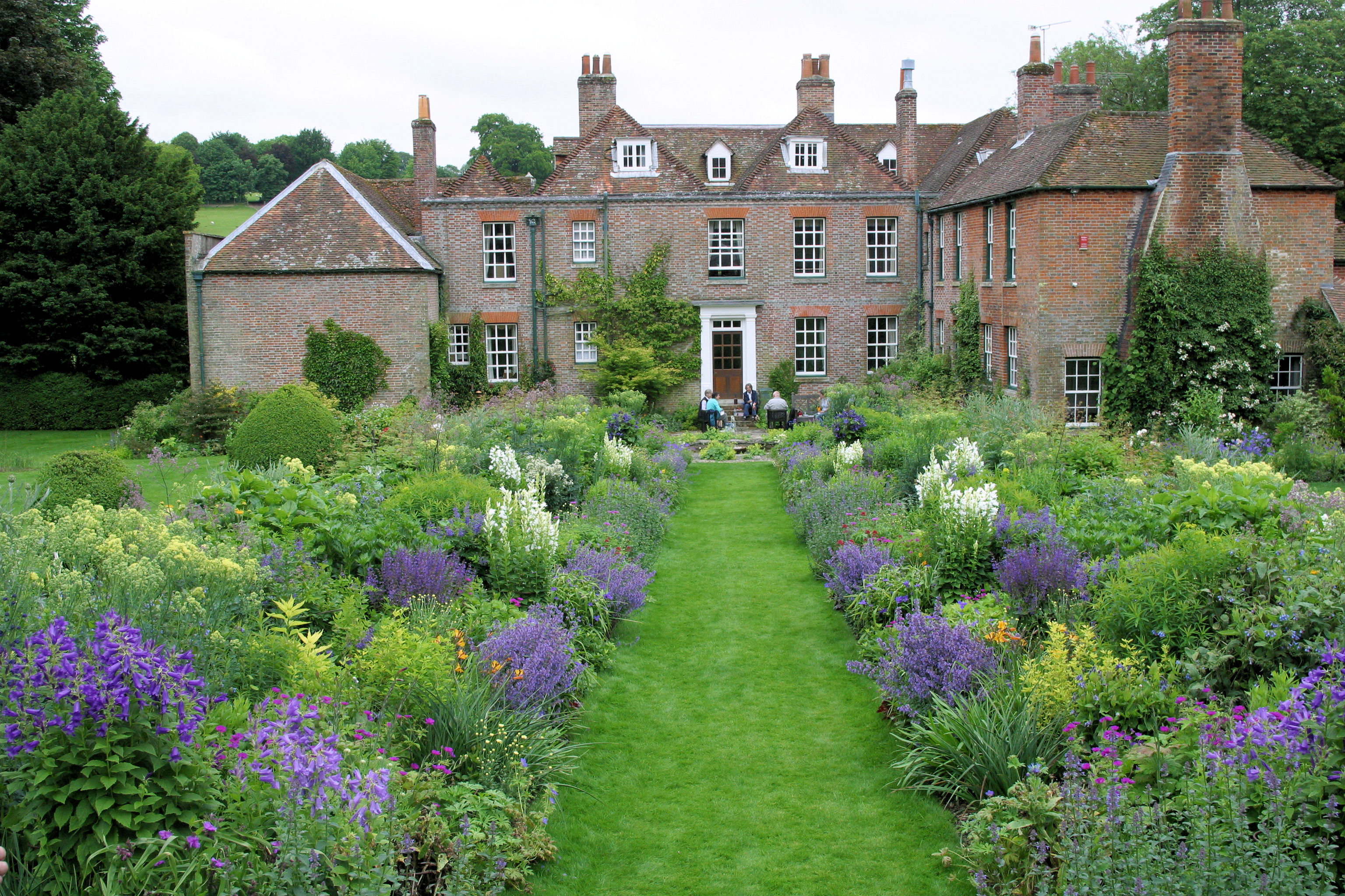 File bramdean house and garden geograph 3019510 jpg for Jardin anglais wiki