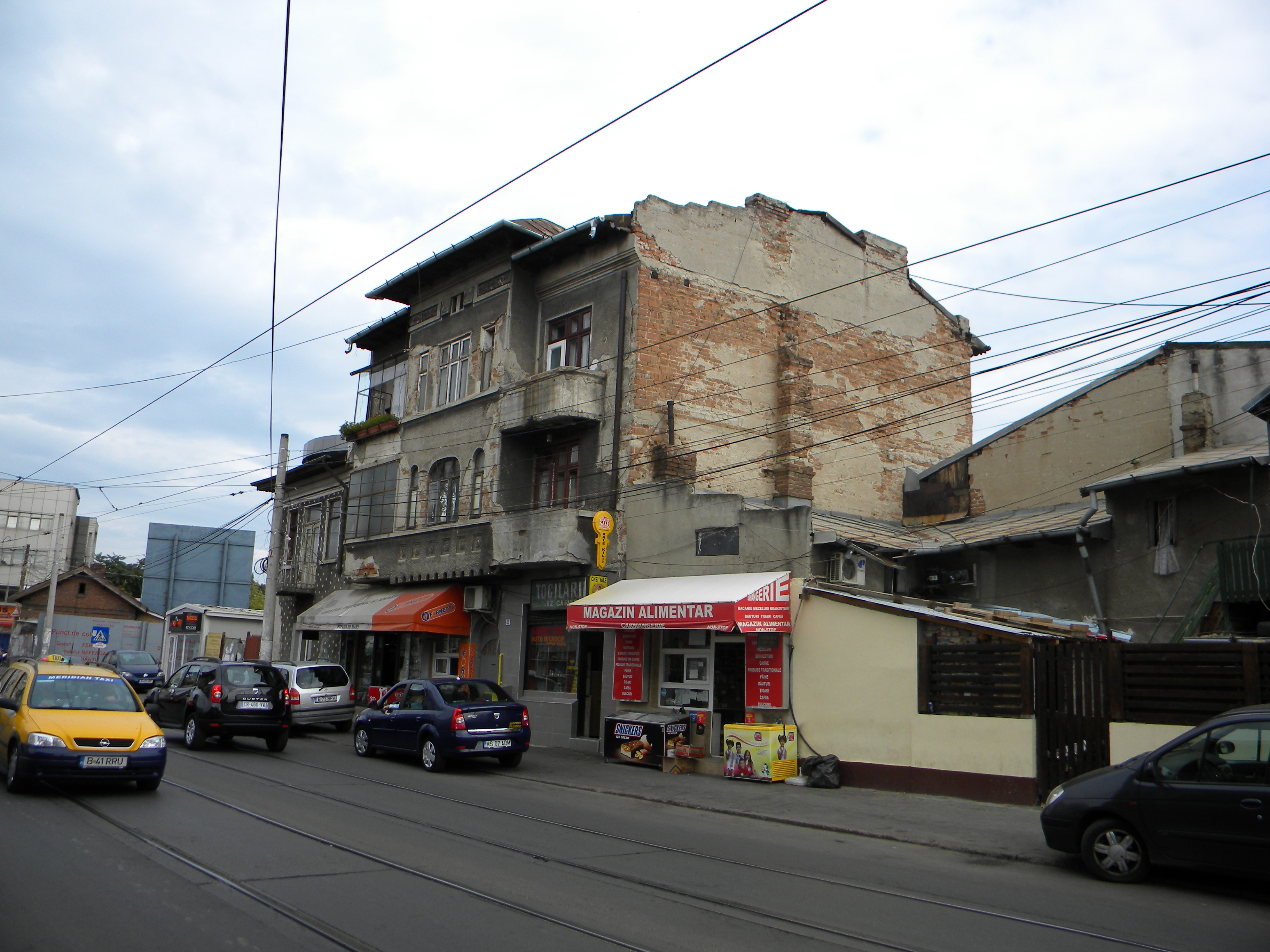 FileBucuresti Romania Casa Pe Str Lizeanu Nr 40 Sect