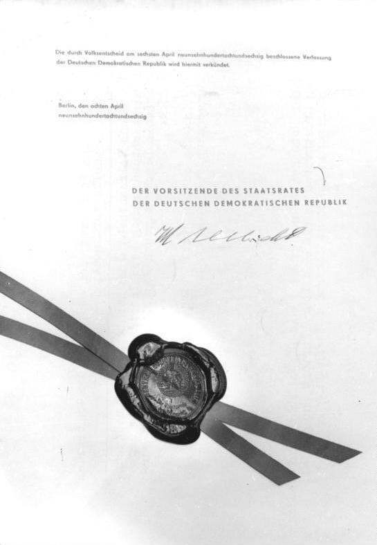 Текст Конституции Германии