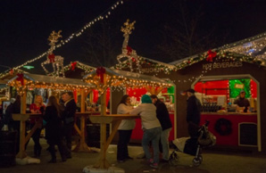 christmas village standing tables - Christmas In Baltimore