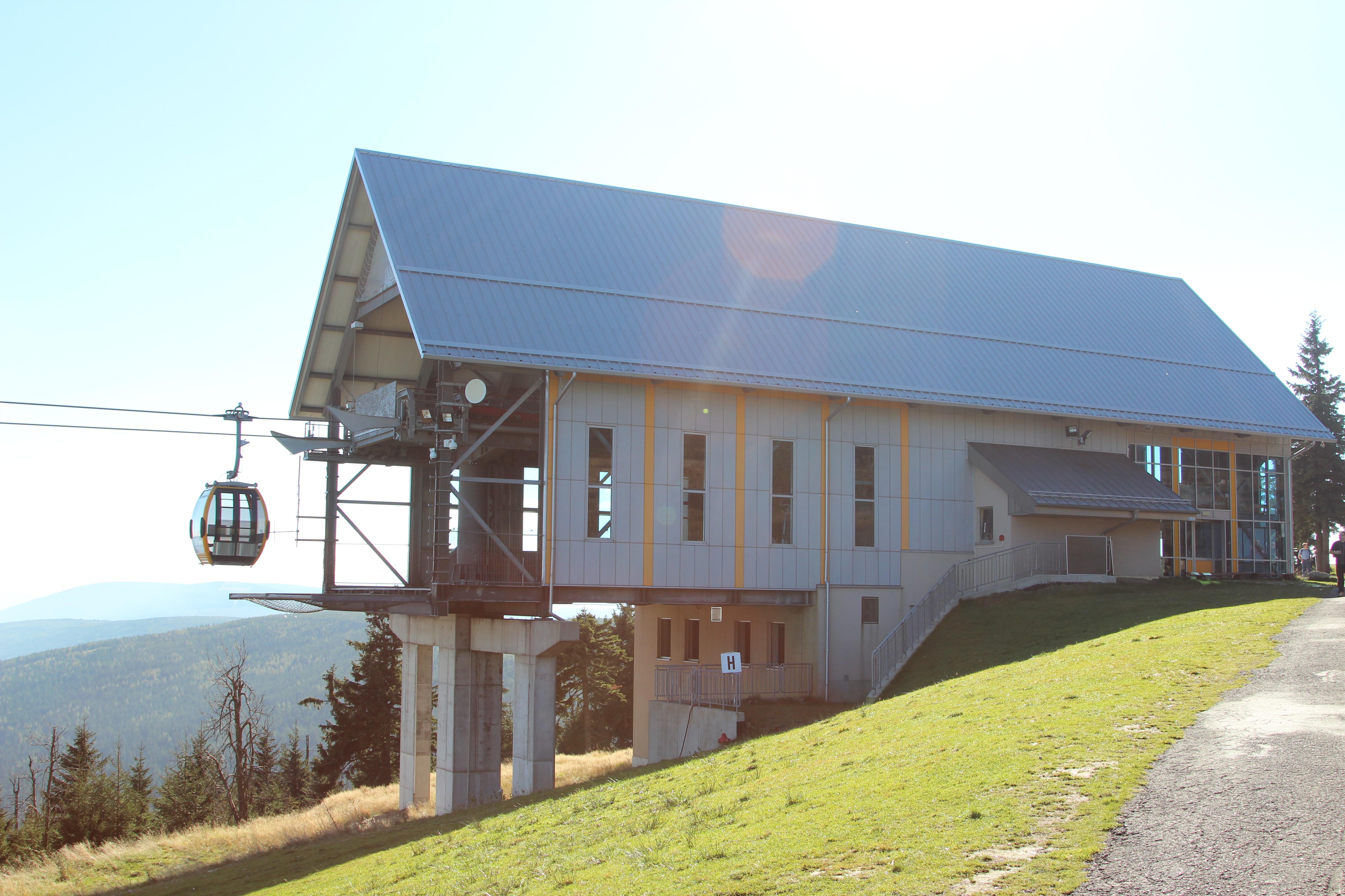 Kolej gondolowa na Stóg Izerski – Wikipedia, wolna encyklopedia