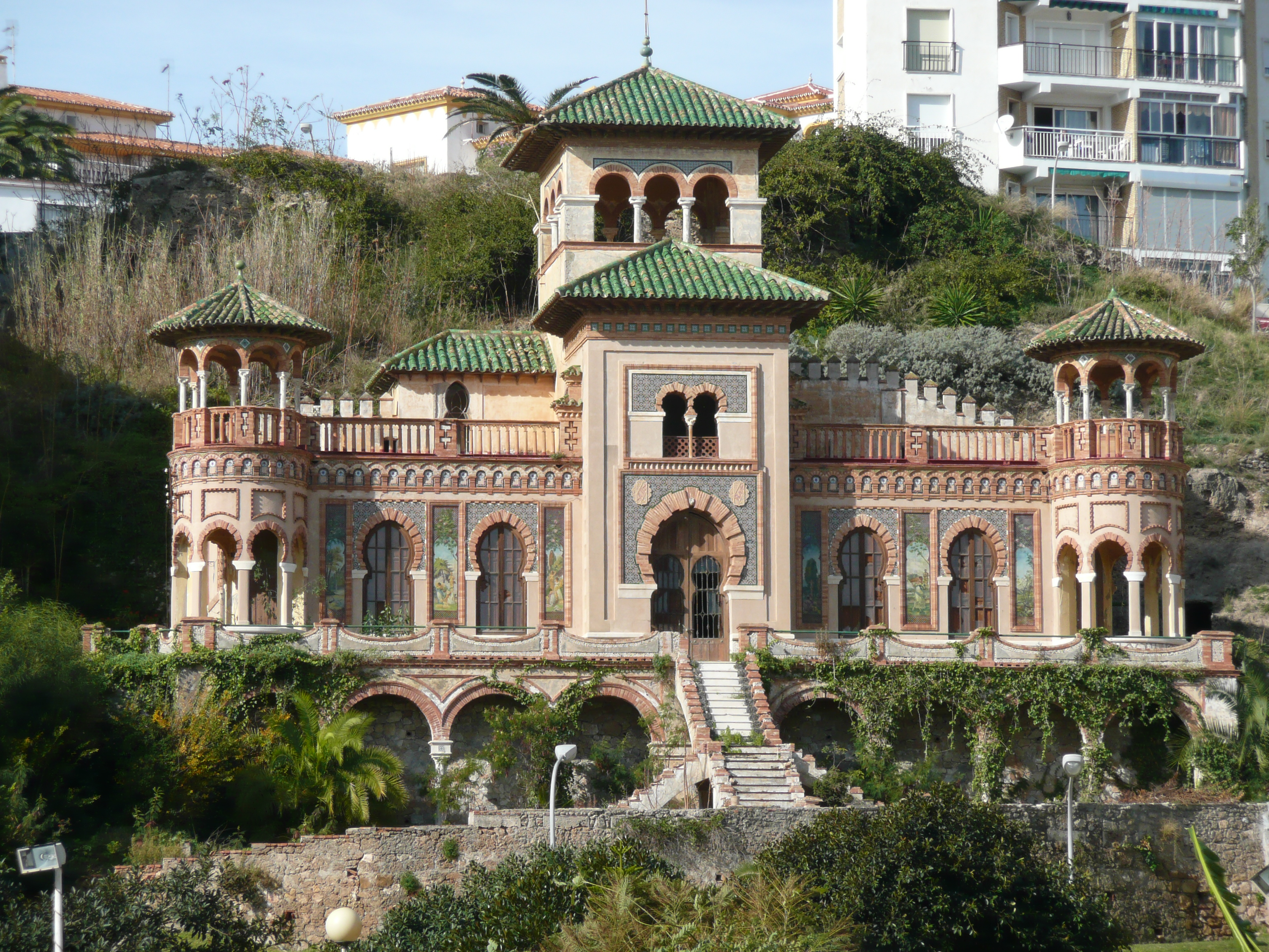 File casa de los wikimedia commons - Casas en torremolinos ...