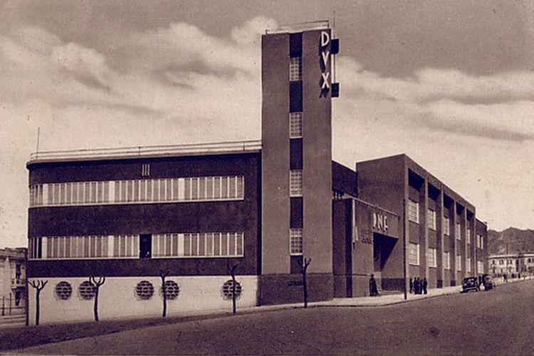Casa del fascio reggio calabria wikipedia for Architettura fascista