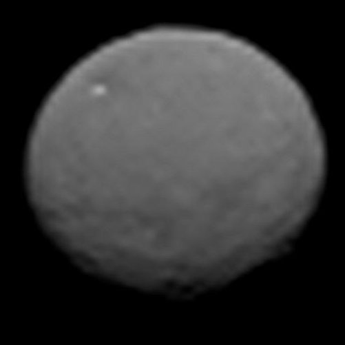 1 Ceres, January 25th