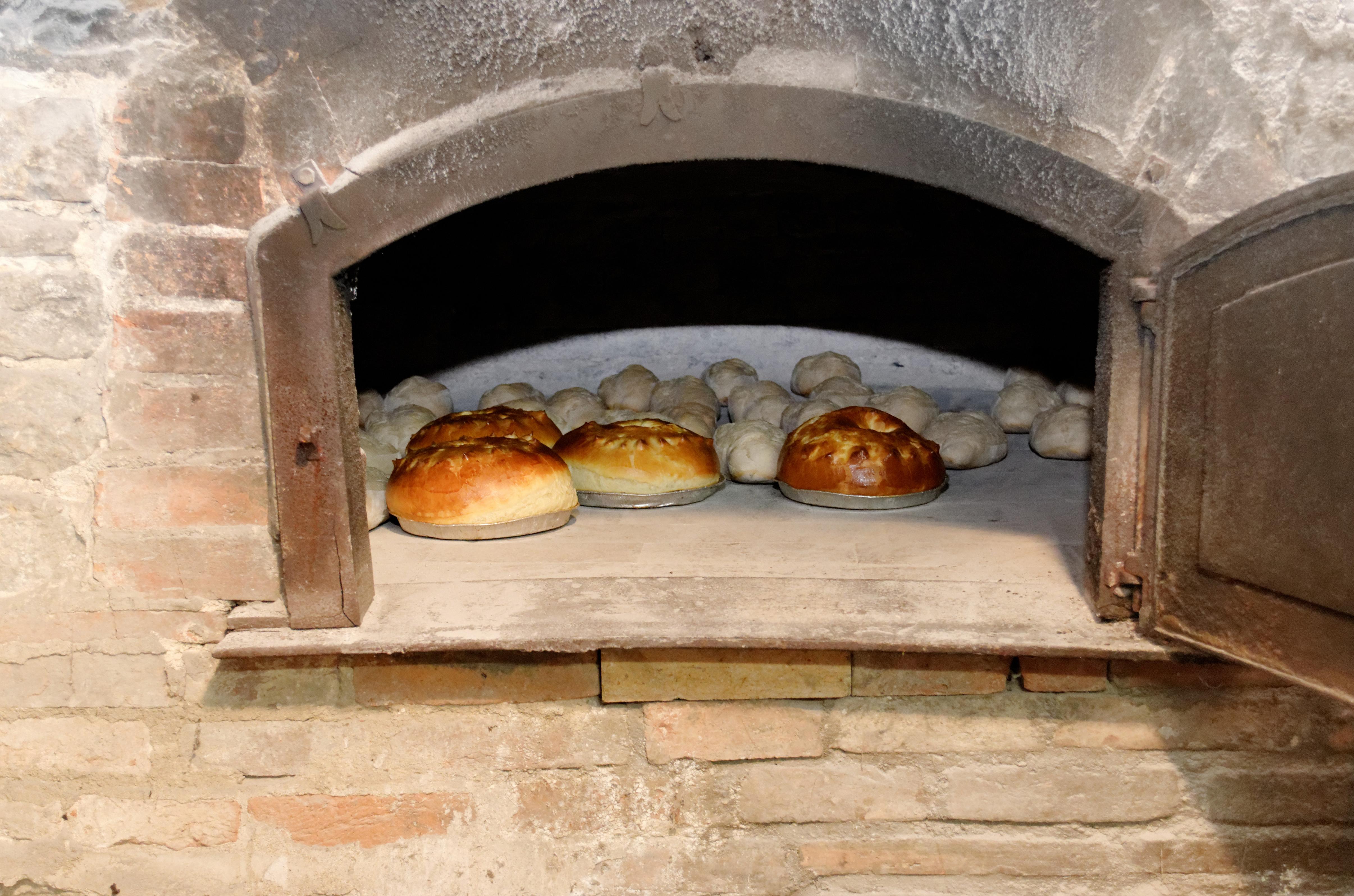 80 fourapain fours a pain traditionnels fabriquer son for Construction four a pain brique