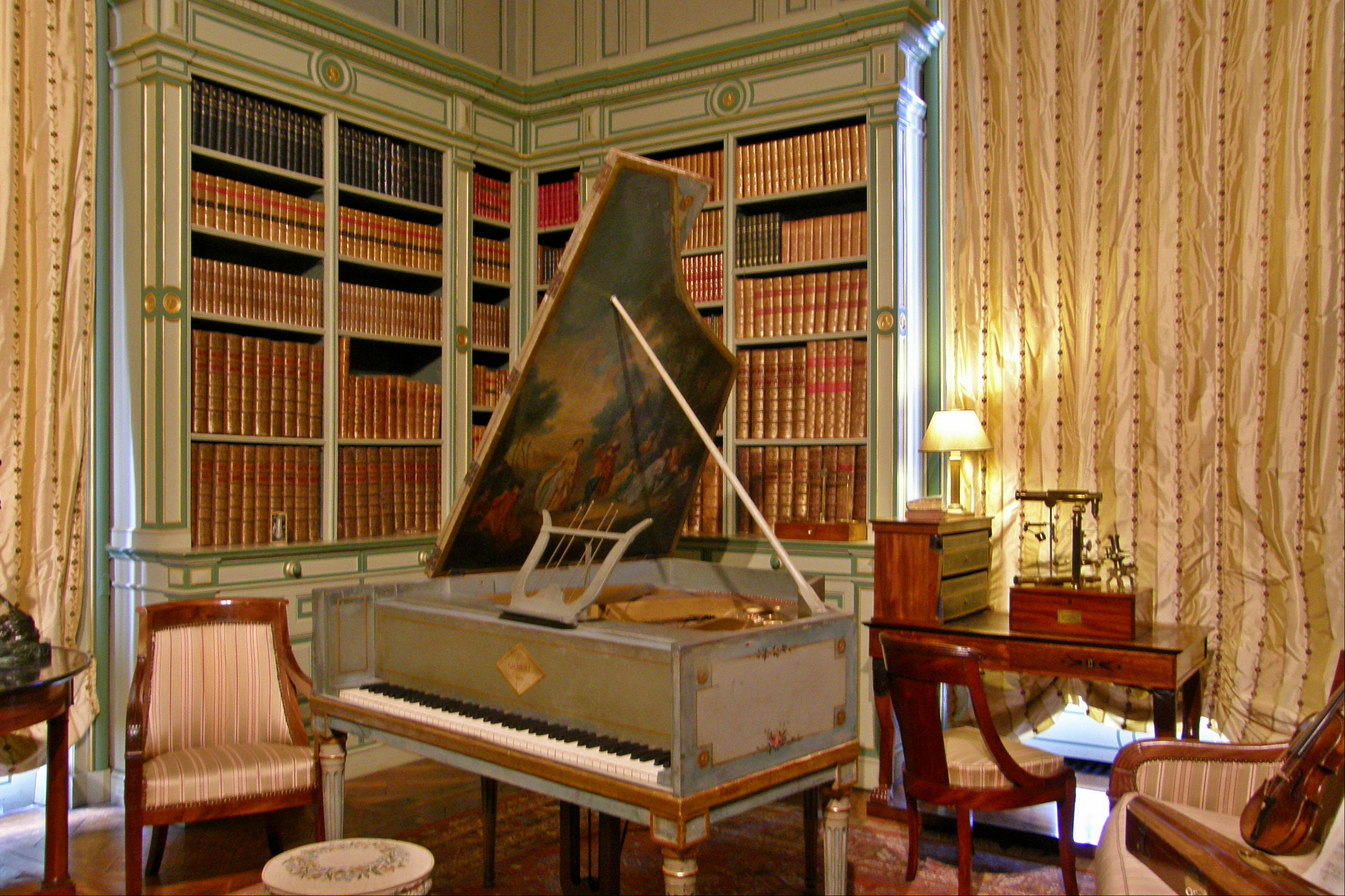 file ch teau de cheverny le salon de