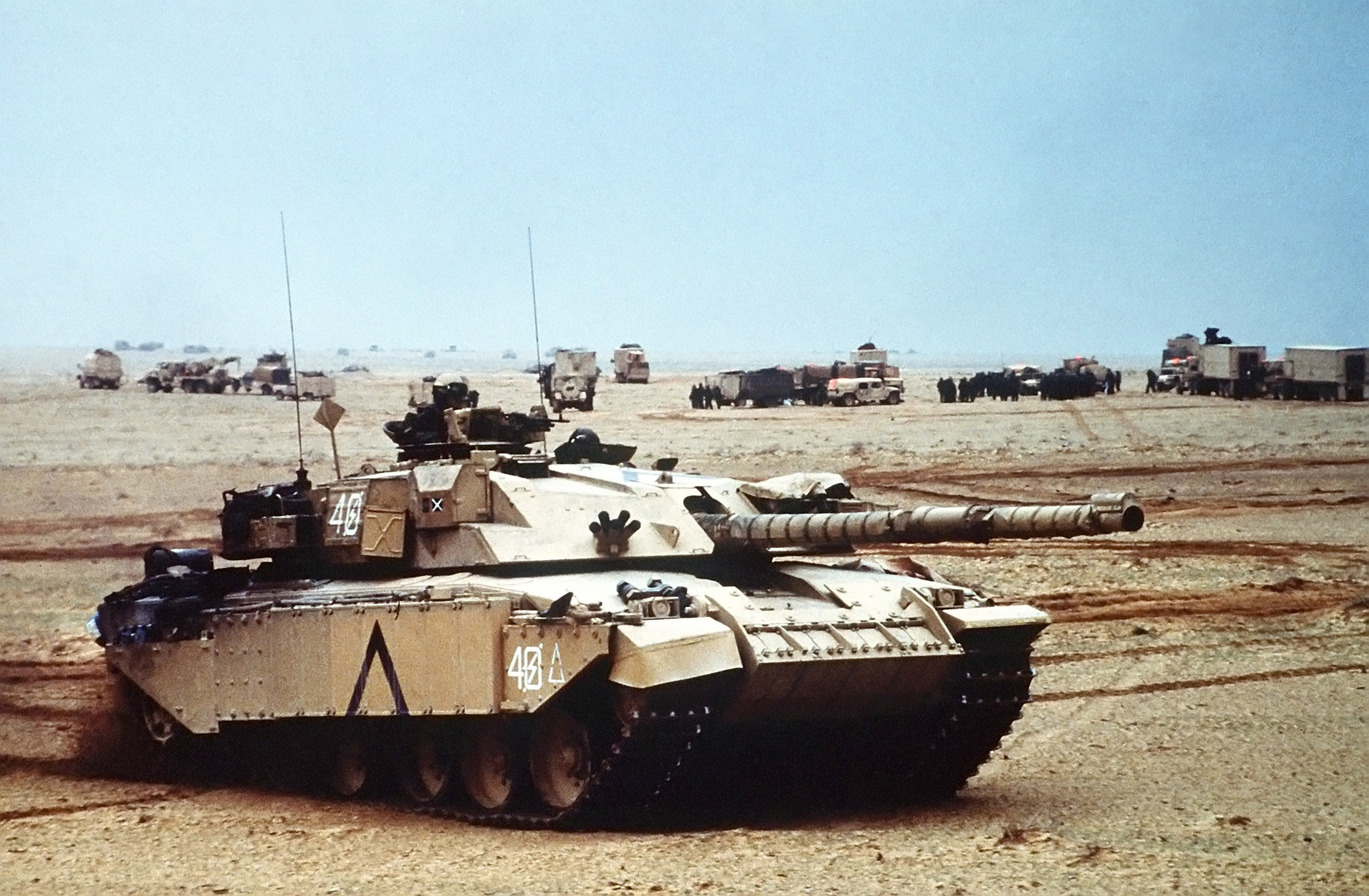Gulf War 1991
