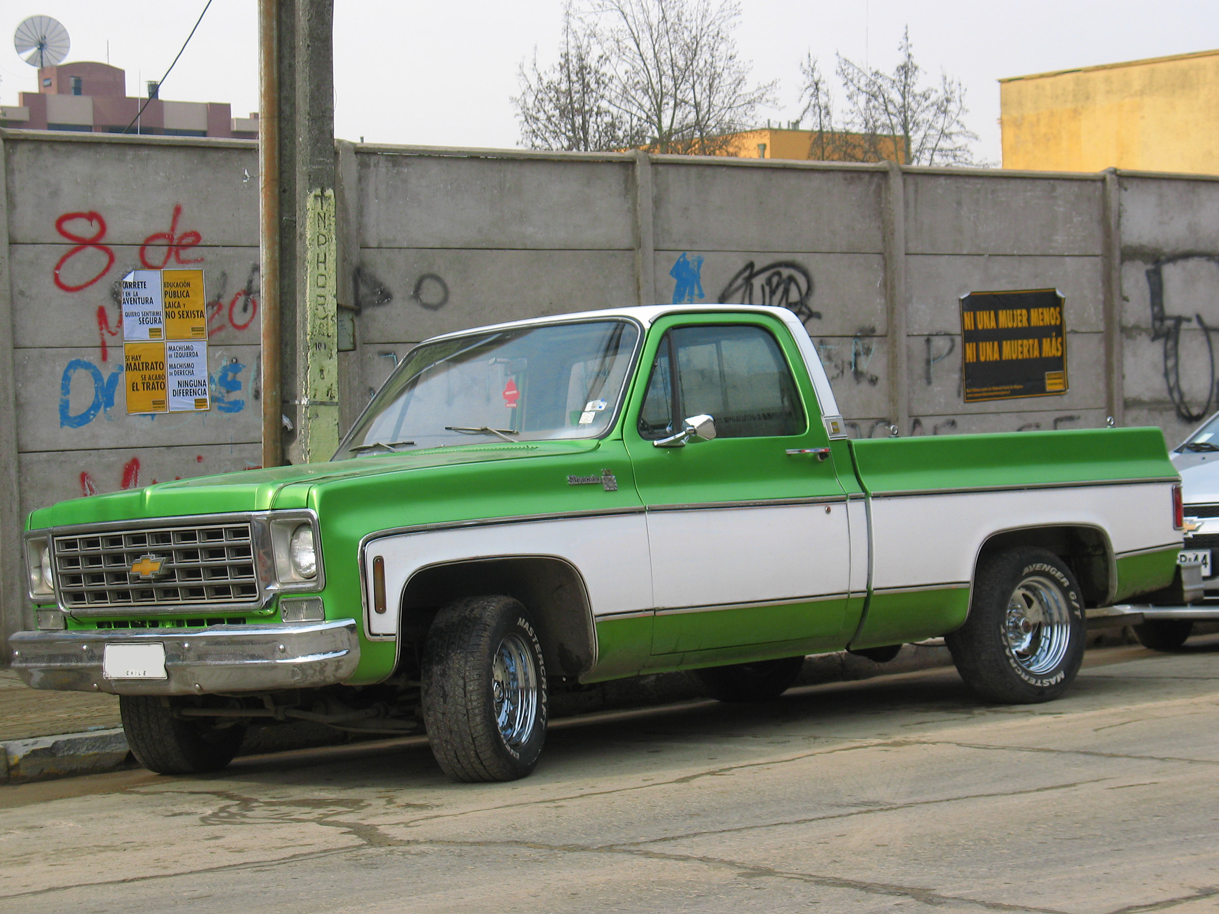 Long Bed Truck Size