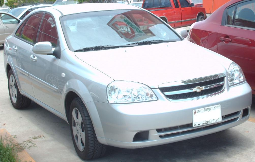 Chevrolet Optra Mexico