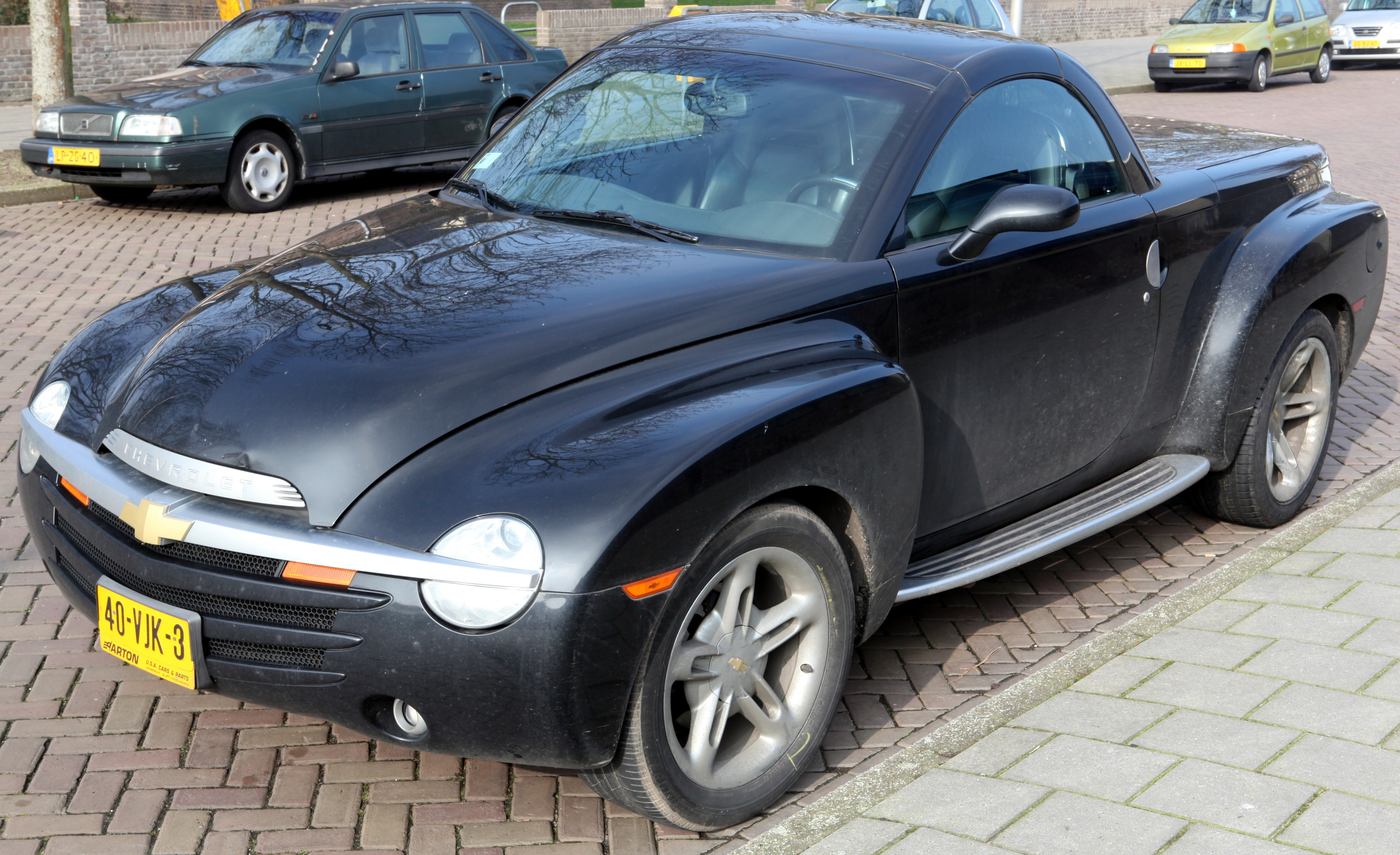 chevrolet ssr wikiwand rh wikiwand com 2004 chevy ssr owners manual chevrolet ssr service manual