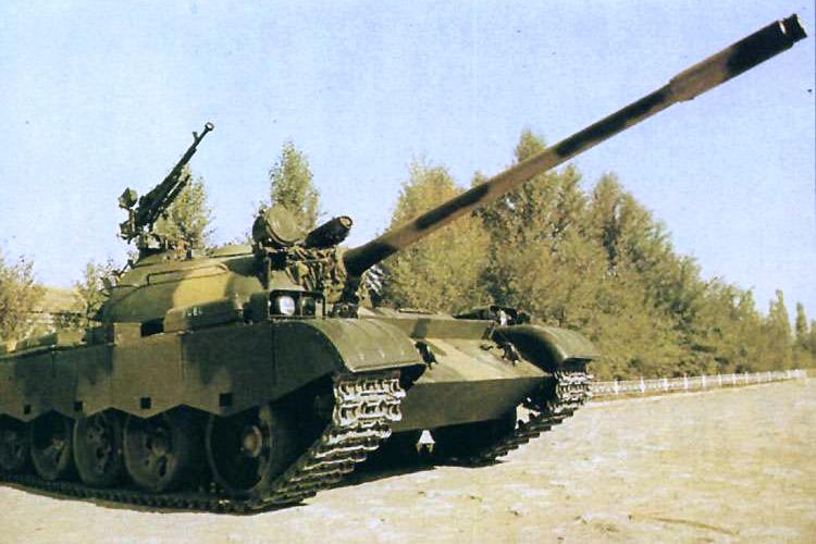 Chinese Type 69-ІІ Tank.jpg