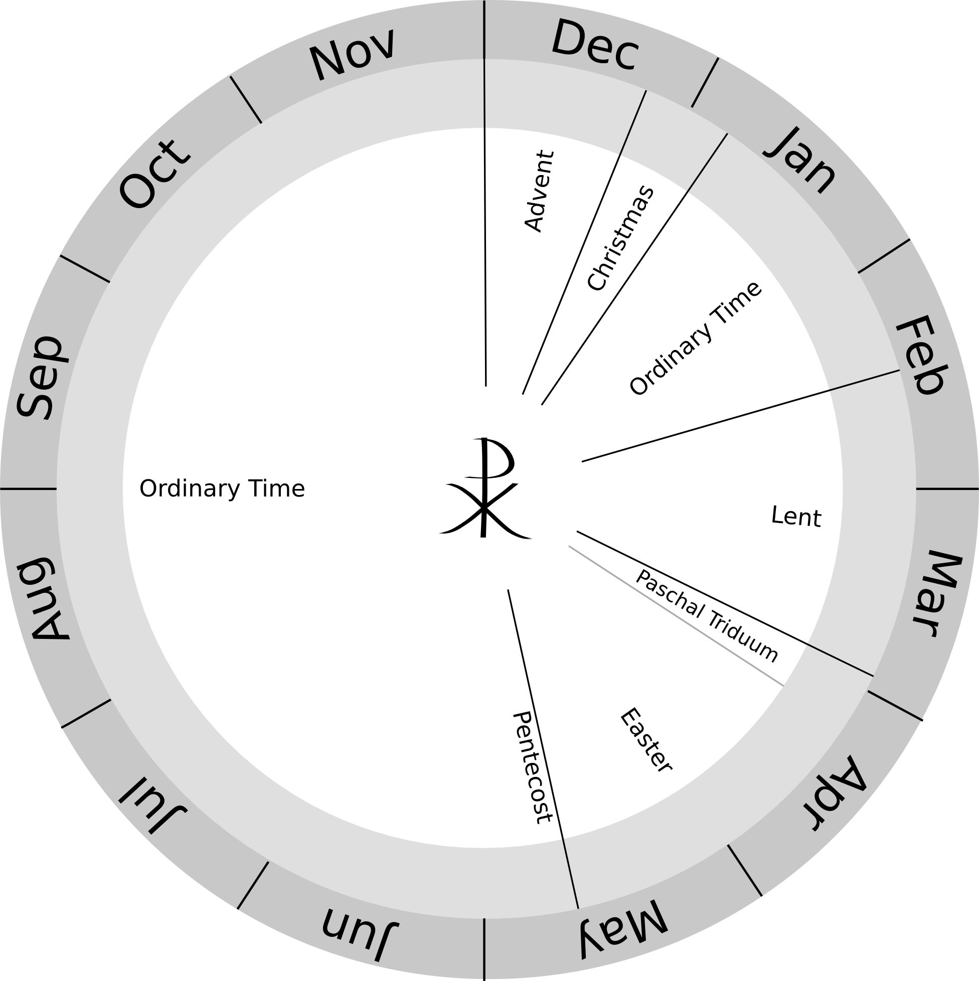 Image Result For Liturgical Calendar Coloring
