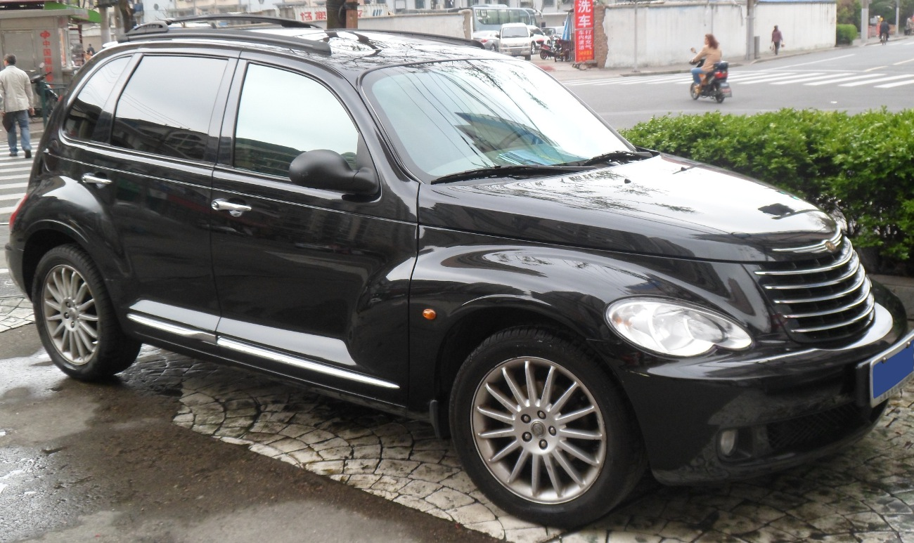 Chrysler Pt Cruiser Facelift China