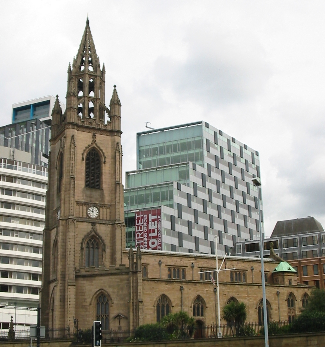 Grade II listed buildings in Liverpool-L2 - Wikipedia