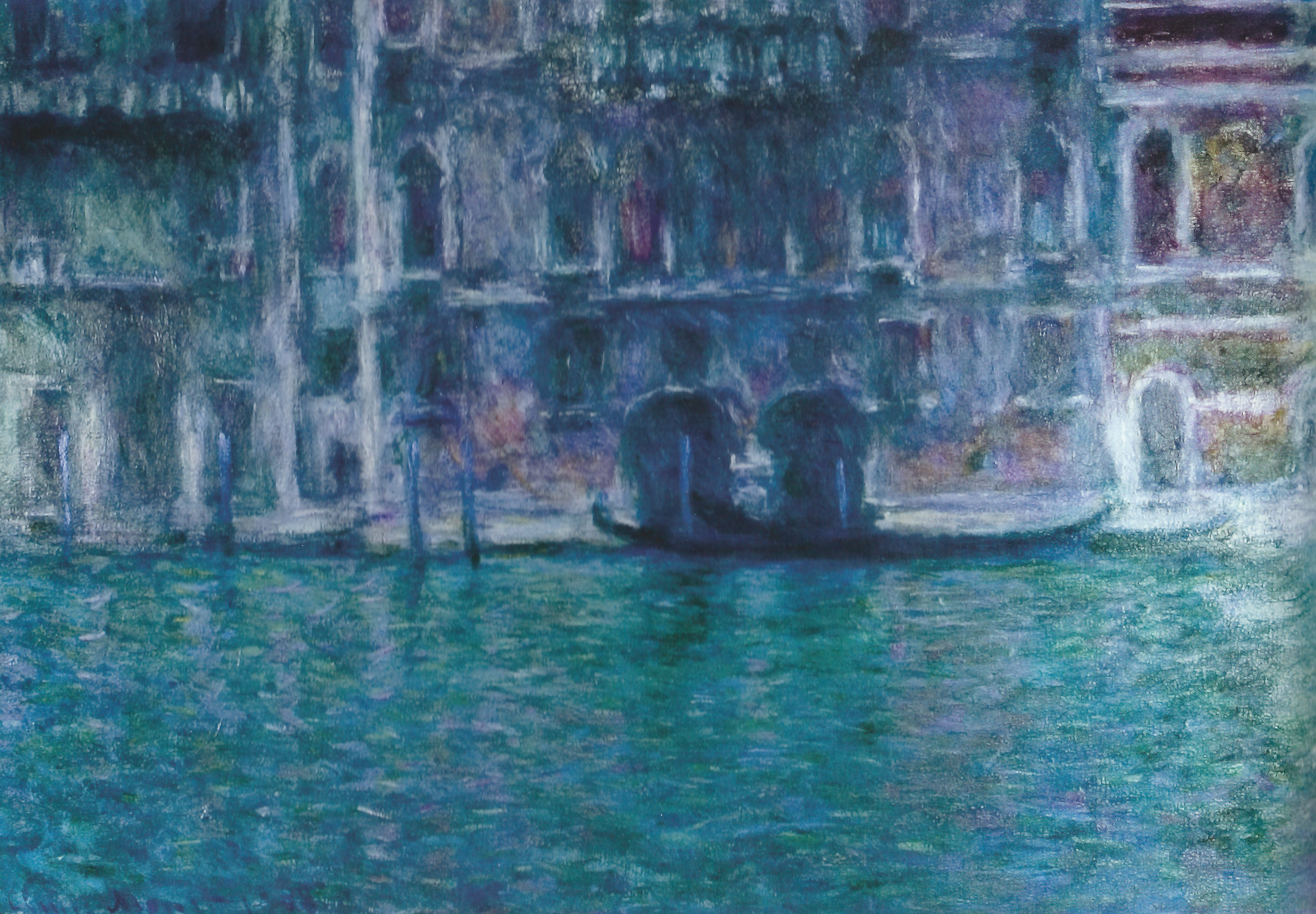 monet palazzo da mula Palazzo da mula at venice by claude monet is a 100% hand-painted oil painting reproduction on canvas painted by one of our professional artists.